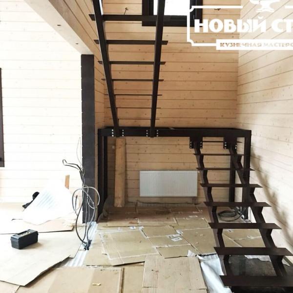 Металлическая лестница на заказ